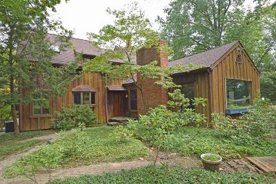 Hamilton County Single Family Home For Sale: 1118 Eversole Road