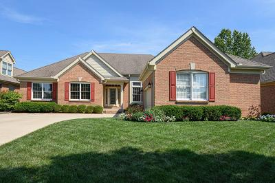 Hamilton County Single Family Home For Sale: 8088 Trotters Chase