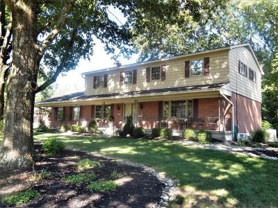 Hamilton County Single Family Home For Sale: 8891 Castleford Lane