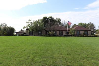 Preble County Single Family Home For Sale: 764 Camden College Corner Road