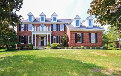 Hamilton County Single Family Home For Sale: 10115 Chatham Woods Drive