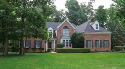 Hamilton County Single Family Home For Sale: 11390 Brittany Woods Lane