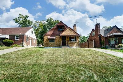 Montgomery County Single Family Home For Sale: 1540 Tennyson