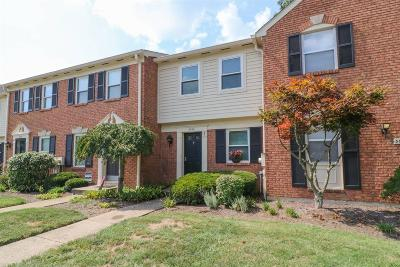 Clermont County Condo/Townhouse For Sale: 5799 Lockwood Commons Drive