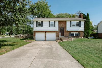 Clermont County Single Family Home For Sale: 5865 Hunters Court