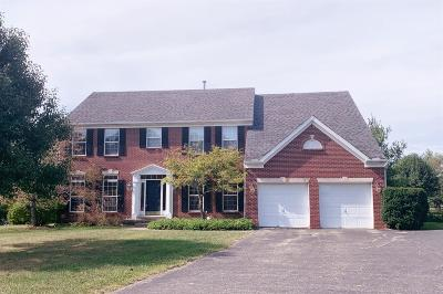 Clermont County Single Family Home For Sale: 1209 Wintercrest Circle
