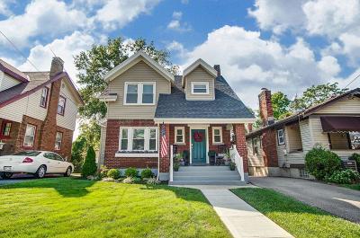 Hamilton County Single Family Home For Sale: 3613 Barberry Avenue