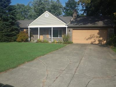 Clermont County Single Family Home For Sale: 3481 E Lakeview Drive