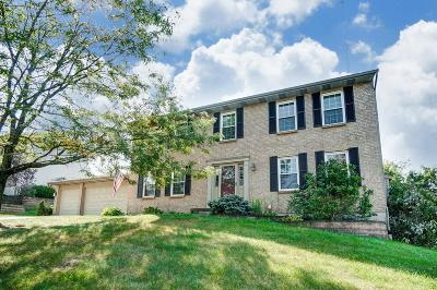 West Chester Single Family Home For Sale: 7948 Bayer Drive