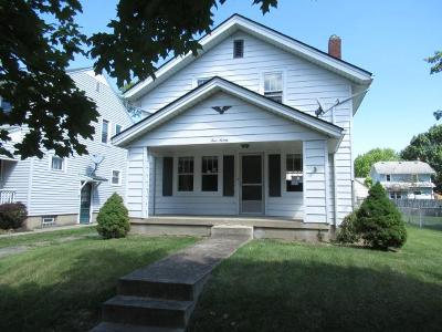 Butler County Single Family Home For Sale: 490 Lawn Avenue