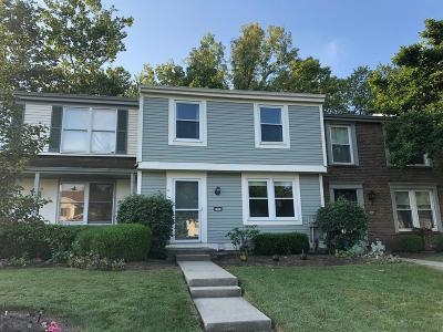 Beckett Ridge Condo/Townhouse For Sale: 8074 Mill Creek Circle