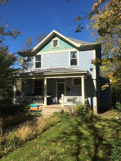 Butler County Single Family Home For Sale: 320 W Vine Street