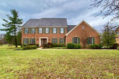 Hamilton County Single Family Home For Sale: 8365 Chesney Lane