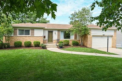 Hamilton County Single Family Home For Sale: 7621 Miami Avenue