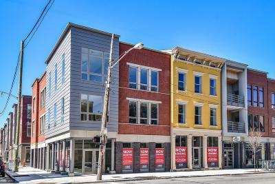 Hamilton County Condo/Townhouse For Sale: 1505 Race Street #301