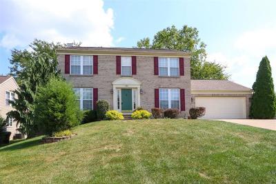 Warren County Single Family Home For Sale: 520 Silverwood Farms Drive
