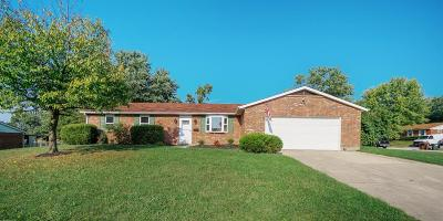 Warren County Single Family Home For Sale: 1051 Winding Way