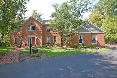Hamilton County Single Family Home For Sale: 7601 Coldstream Drive