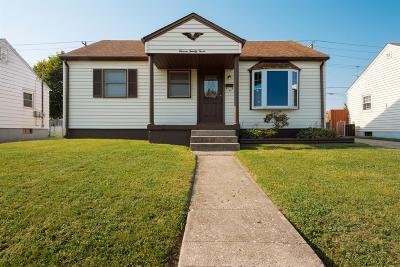 Butler County Single Family Home For Sale: 1123 Hayes Avenue