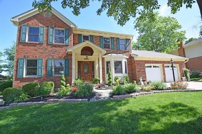 Hamilton County Single Family Home For Sale: 898 Holz Avenue