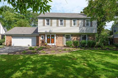 Hamilton County Single Family Home For Sale: 822 Stanton Avenue