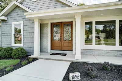 Hamilton County Single Family Home For Sale: 10365 Radabaugh Drive