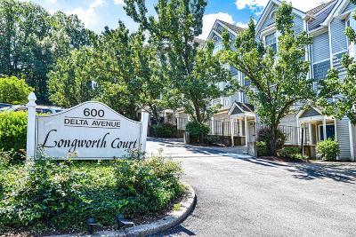 Cincinnati Condo/Townhouse For Sale: 600 Delta Avenue #5