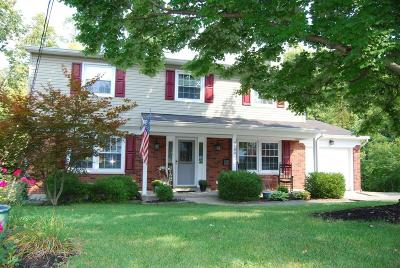 Hamilton County Single Family Home For Sale: 4100 Sargasso Court