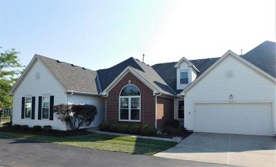 Warren County Condo/Townhouse For Sale: 3897 Sandtrap Circle