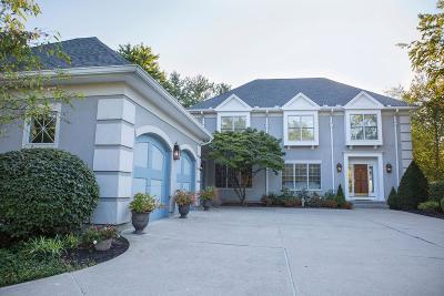 Hamilton County Single Family Home For Sale: 14 Camargo Canyon Drive