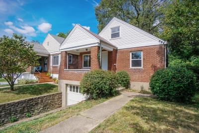 Cincinnati Single Family Home For Sale: 1948 Dalewood Place