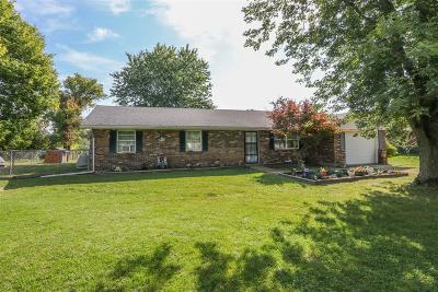 Butler County Single Family Home For Sale: 11022 Preble County Line Road