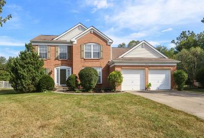 Clermont County Single Family Home For Sale: 5912 Milburne Drive