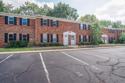 Butler County Condo/Townhouse For Sale: 8 Queens Court