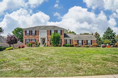 Hamilton County Single Family Home For Sale: 7829 Surreywood Drive