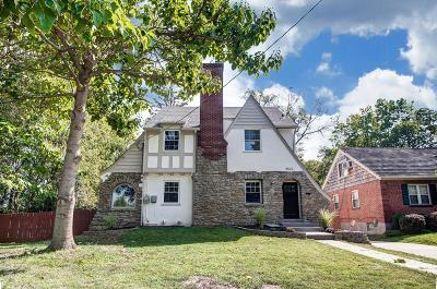 Hamilton County Single Family Home For Sale: 4522 Perth
