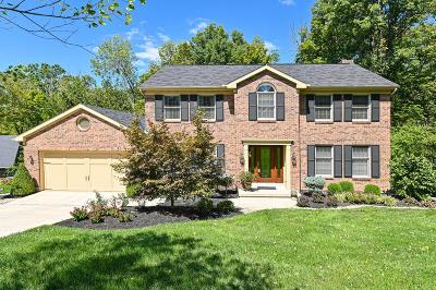 West Chester Single Family Home For Sale: 7824 Montreal Court