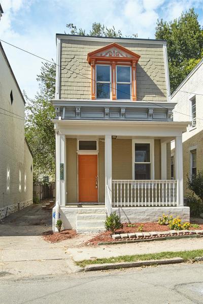 Hamilton County Single Family Home For Sale: 4237 Turrill Street