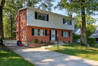 Hamilton County Single Family Home For Sale: 4471 Theodore Avenue