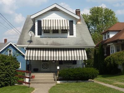 Hamilton County Single Family Home For Sale: 2504 Sheridan Drive