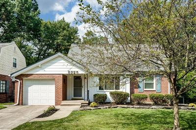 Hamilton County Single Family Home For Sale: 8325 Wicklow Avenue