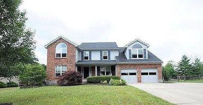 Crosby Twp, Harrison Twp, Miami Twp, Whitewater Twp, Morgan Twp, Ross Twp Single Family Home For Sale: 6326 Branch Hill Miamiville Road