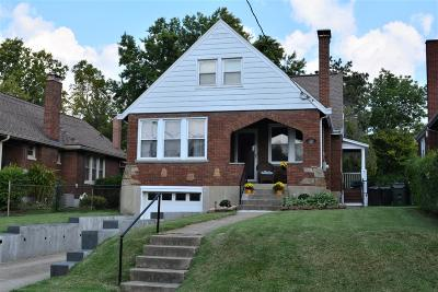 Hamilton County Single Family Home For Sale: 5098 Sumter Ave