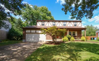 Cincinnati Single Family Home For Sale: 1987 Lady Ellen Drive
