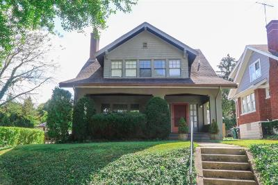 Cincinnati Single Family Home For Sale: 10 Arcadia Place