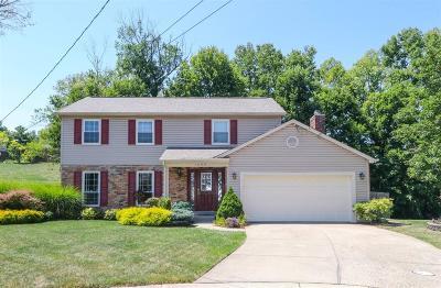 Cincinnati Single Family Home For Sale: 1088 Peachtree Court