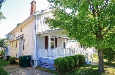 Cincinnati Single Family Home For Sale: 2826 Wasson Road