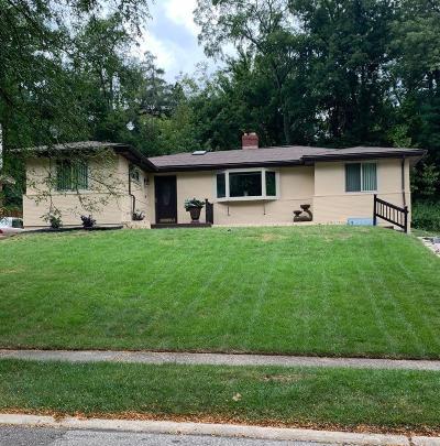 Cincinnati Single Family Home For Sale: 3919 Wess Park Drive