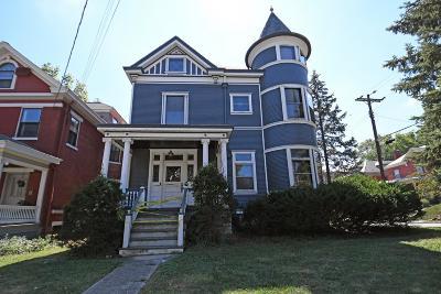 Cincinnati Single Family Home For Sale: 361 Thrall Street
