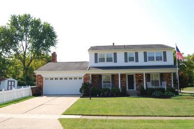 Cincinnati Single Family Home For Sale: 4133 Woodchuck Drive